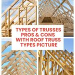 Types of Trusses and Their Advantages Roof Truss Types Picture