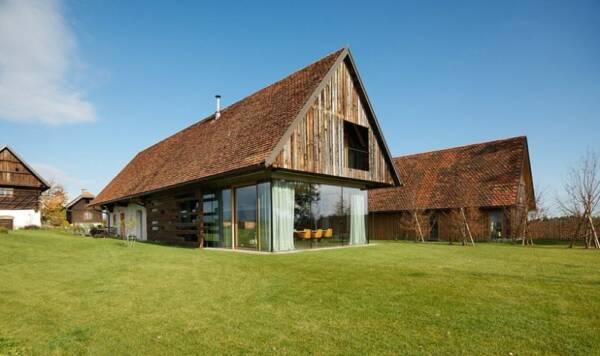 barn conversion exterior design ideas