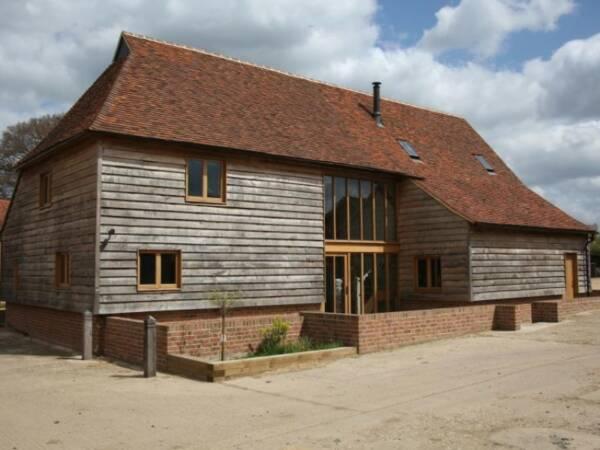 barn conversion front door ideas