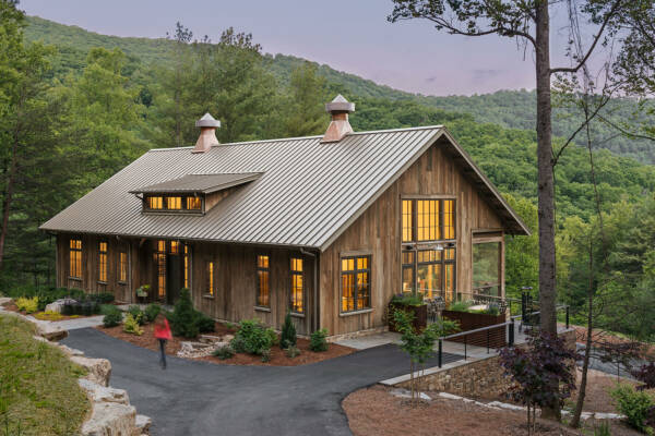 barn conversion house design ideas