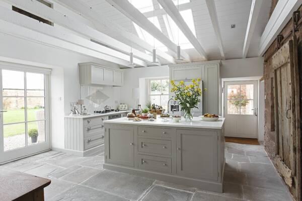 barn conversion kitchen ideas uk