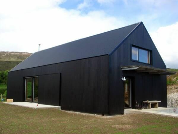 contemporary barn conversion exterior ideas