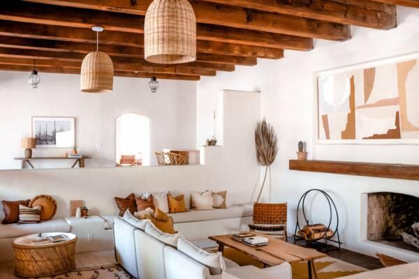 modern southwestern house plans ideas