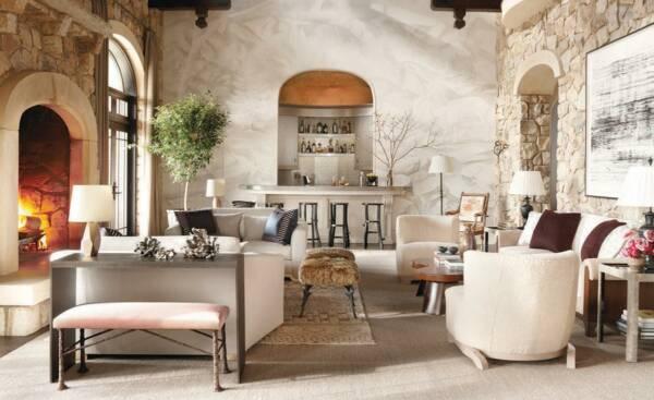 modern southwestern interior design