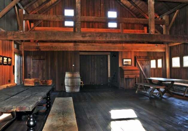 rustic dining barn conversion ideas