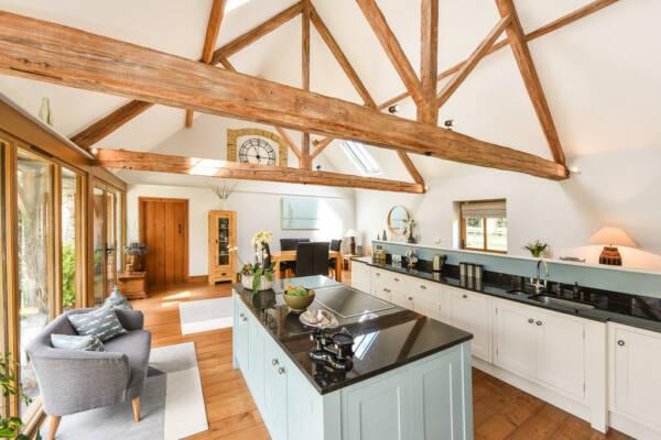 small barn conversion kitchen ideas