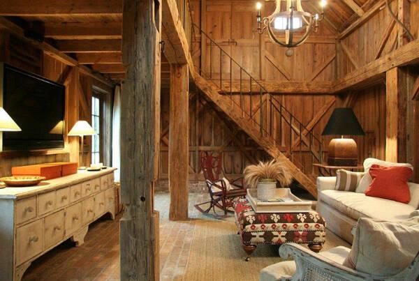 small rustic barn conversion ideas