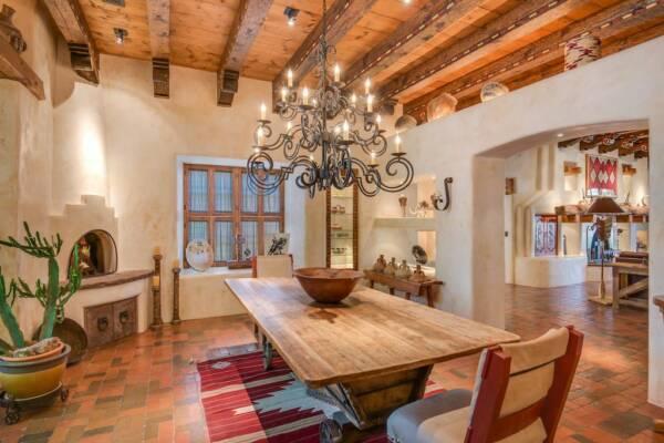 southwestern interior design kitchen